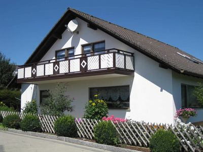 Photo for Haus Rehblick - Apartment 77sqm, 2 bedrooms, max. 5 people