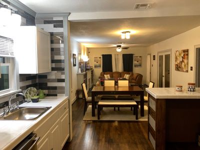 Photo for Last minute bookings accepted , fully remodeled in Downtown San Antonio