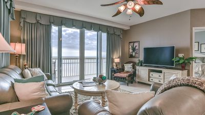 Photo for Celadon Beach Resort~ Minutes from Pier Park! Wrap around balcony! ⭐️