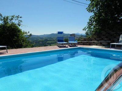 Photo for SPECIAL OFFER 10% OFF ALL 2018 RATES -  Country Villa with  Pool & Views