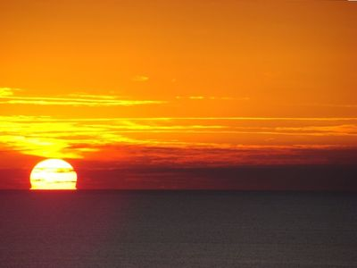 Photo for 3BR/3BA ~ West End Corner with Beach Service & Great Sunsets.