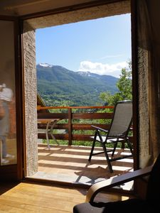 Photo for 1BR Apartment Vacation Rental in Allos, Provence-Alpes-Côte-D'Azur