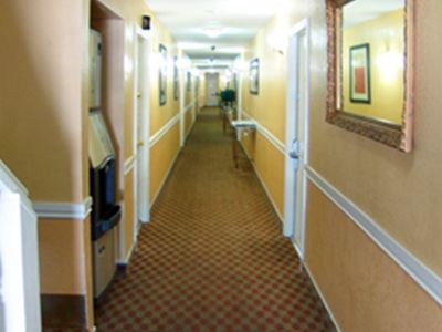Welcome to the Holland inn suites single room