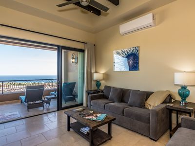 Photo for NEW! Private Penthouse Condo with Ocean View and Great Resort Amenities!