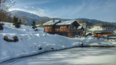 Photo for Charming Chalet in the Hautes Vosges