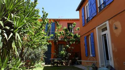 Photo for Charming house renovated 3 * quiet, downtown, on the way to Compostela