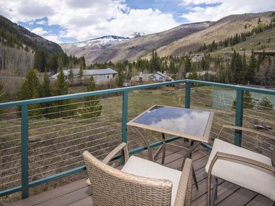 Photo for Wonderful East Vail Condo w/Stunning Views, Free Shuttle Access, Hot Tub
