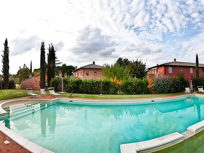 Photo for Apartment Bosco  in Montepulciano, Siena and sourroundings - 4 persons, 2 bedrooms