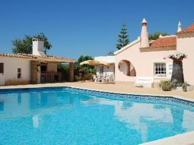 Photo for Vilamoura - Villa with garden and swiming pool
