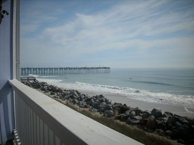 Photo for Oceanfront Relaxation at Carolina Beach in Unit a 12 Seascape!