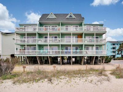 Photo for LARGE Spacious Oceanfront Condo in Carolina Beach with stunning views!!