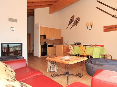 Photo for Apartment Fénestral 301 in Ovronnaz - 5 persons, 3 bedrooms