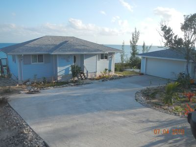 Photo for Eleuthera Bahamas water front home