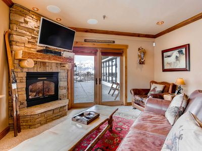 Photo for Luxurious Plaza Condo #31 by Crested Butte Mountain Resort