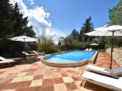 Photo for Quiet Farmhouse in Draguignan with Private Swimming Pool