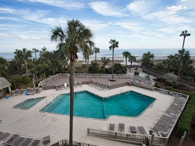 Photo for WOW!FREE XPLORIE Activties Everyday at Captains Walk/2BR Ocean Front Villa in PD