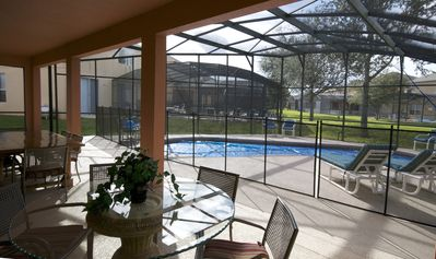 Photo for Villa Lido, Beautiful 7-Bed (4 Master) w/ Private Pool, 3 miles from Disney