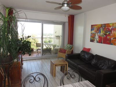 Photo for Charming sea view apartment