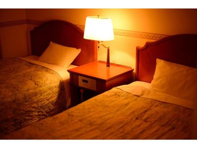 Photo for Nonsmoking twin room  Recommended for families w / Sendai Miyagi