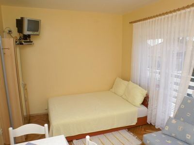 Photo for Studio flat with balcony Vodice (AS-4172-e)