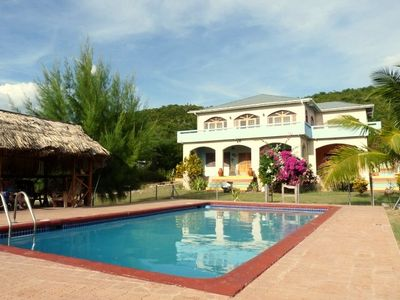 Photo for Sandy Rose Villa - Your Tropical Paradise Getaway