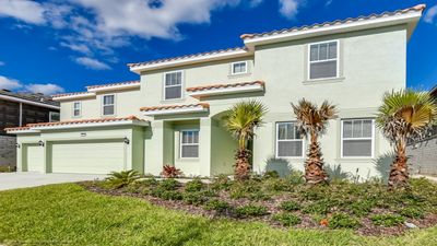 Photo for Near Disney World - Solterra Resort - Welcome To Contemporary 14 Beds 11 Baths Townhome - 7 Miles To Disney