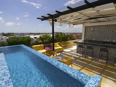 Photo for ♥Ideal Studio for couple♥ Lounge terrace and balcony - 2 pools, ♥Nice location♥