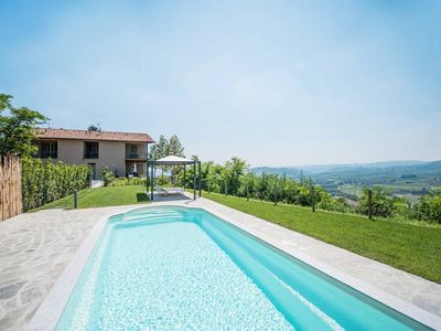 Photo for Vacation home Cascina Castello  in Costigliole d'Asti, Piedmont - 5 persons, 2 bedrooms