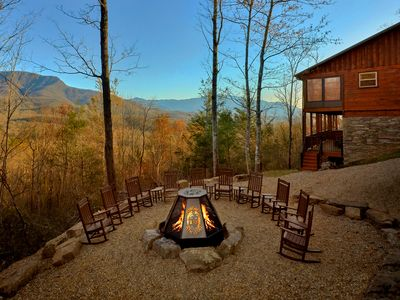 Photo for Make Lifetime Memories--Fire Pit, Large Bunk Room, Game Room and More!