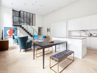 Photo for Posh 2BR in Covent Garden by Sonder