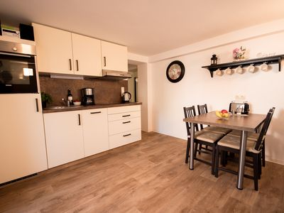 Photo for NEW apartment just 8 minutes to the beach, in the midst of a idyllic garden