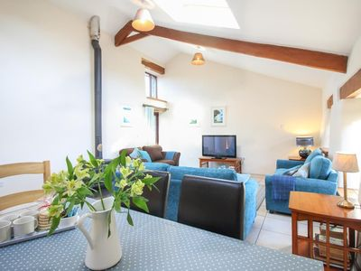 Photo for Mowhay Barn -  a holiday cottage that sleeps 6 guests  in 3 bedrooms