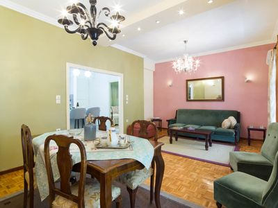 Photo for DECO AGGELI SUITE IN CORFU TOWN HISTORICAL CENTER