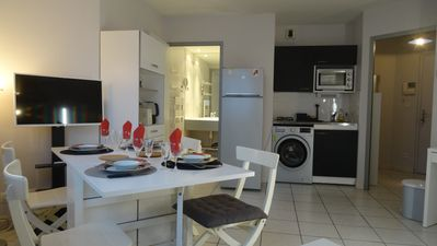 Photo for One-Bedroom Apartment, good standard, quiet with parking