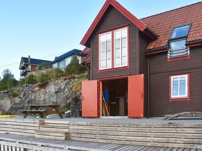 Photo for Vacation home Bremnes in Bremnes - 6 persons, 3 bedrooms