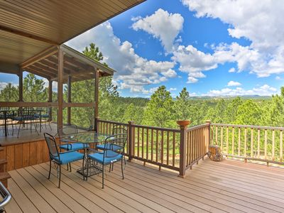 Photo for Hermosa Home w/ Blackhills View, Gas Grill & Deck!