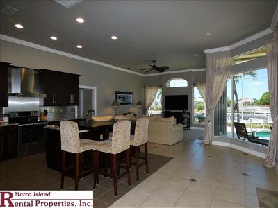 Photo for 400 Waterleaf: Fun in the Sun in this beautiful 4 Bedroom waterfront home!