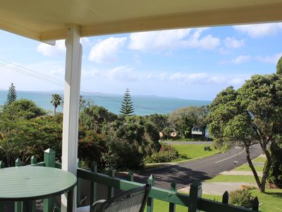 Photo for Cable Bay 3 Brm home close to the Beach with views.