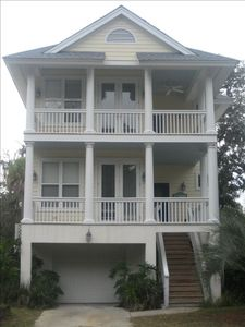 Photo for Bonito- well appointed; Marshview; Golf Cart; 2 Amenity Cds included
