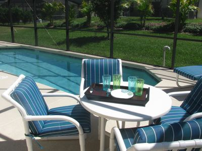 Relax by Your Own Private Pool and Soak Up the Sun!