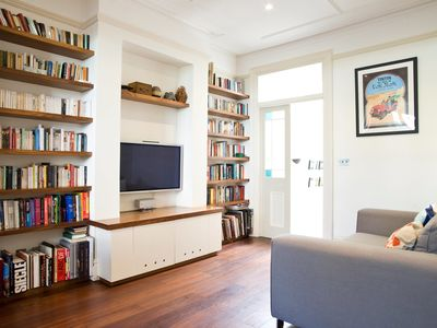 Photo for Contemporary yet classic 4 bed family home, in trendy Clapham (Veeve)
