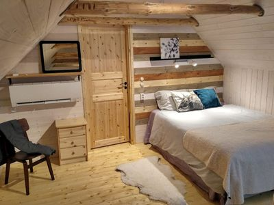 Photo for Charming Attic Suite next to Nature Reserve