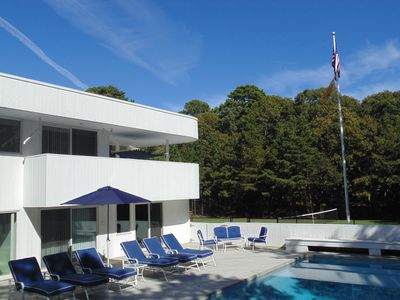 Photo for Gated With Pool And Tennis On 2.5 Acres.  Minutes From East Hampton Village