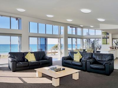 Photo for STUNNING BEACHFRONT EXECUTIVE PAD