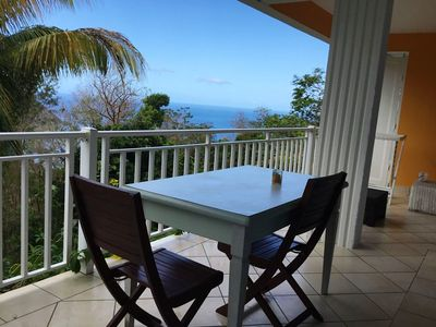 Photo for Homerez last minute deal - Nice property with sea view and Wifi