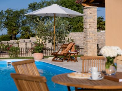 Photo for Vacation home Villa Istra in Umag - 6 persons, 2 bedrooms