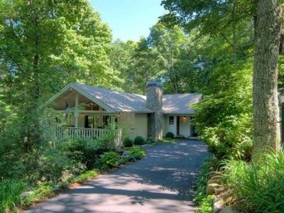 Photo for Highlands Falls Country Club, one convenient mile from Downtown Highlands