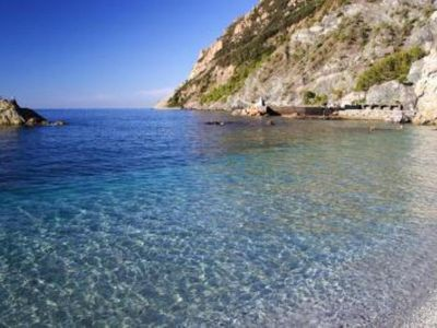 """Photo for Monterosso  al Mare: STUDIO AT """"30 STEPS FROM THE SEA OF THE GIANT"""""""