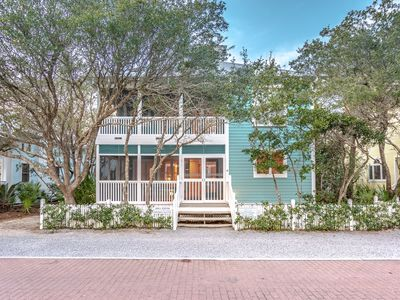 Photo for 3 Bedroom Home in Seaside Proper! Sleeps 6, close to pool and beach!