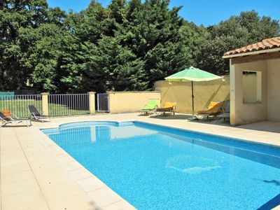 Photo for Vacation home La Grive (RCH100) in Richerenches - 6 persons, 3 bedrooms